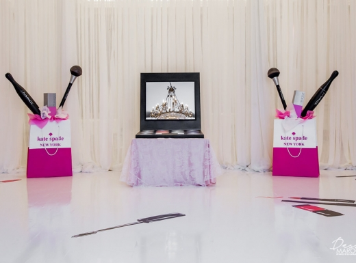 BAT MITZVAH EVENT DECOR 3