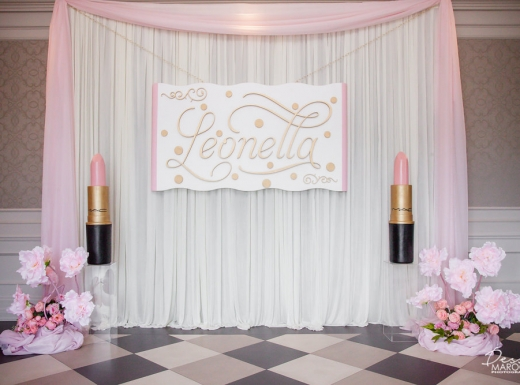 BAT MITZVAH EVENT DECOR 5