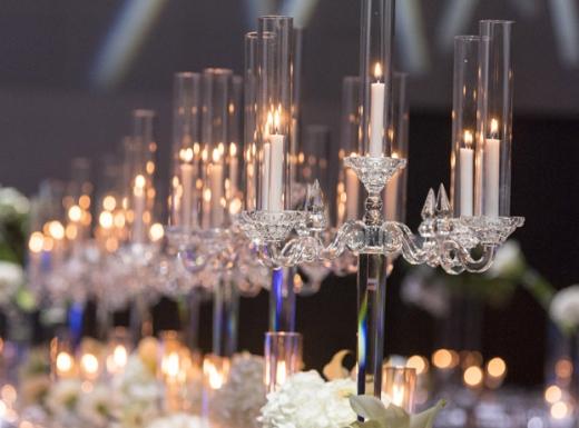 table wedding flowers arrangement (2)