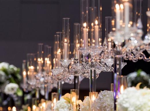 table wedding flowers arrangement (3)