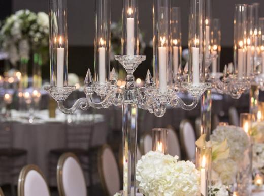 table wedding flowers arrangement (5)