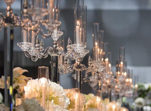table wedding flowers arrangement (7)