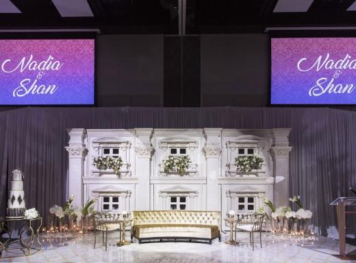 wedding decor in Toronto