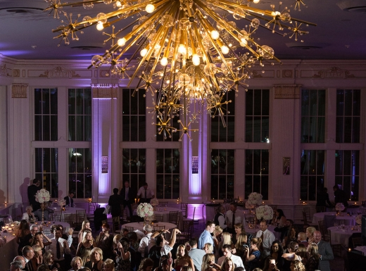Fancy wedding decor at Omni King (23)