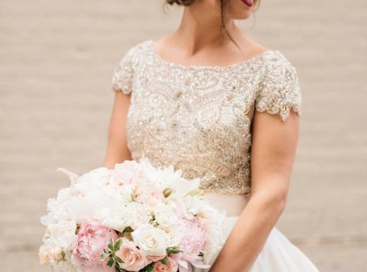 Gatsby-style-bridal-bouquet
