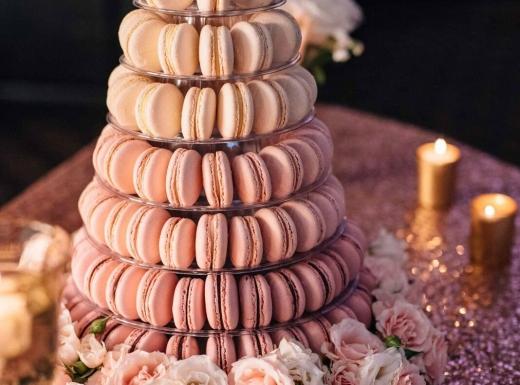 Gatsby-style-wedding-cake