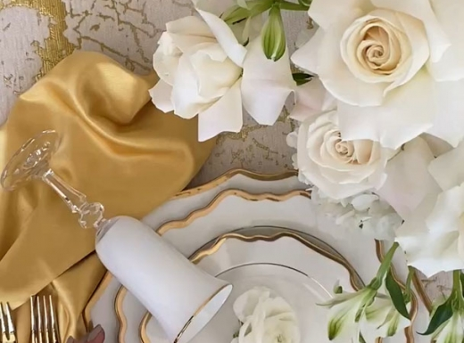 Home Party Decor with flowers Concept 1 (1)_1