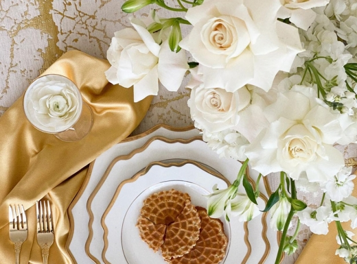 Home Party Decor with flowers Concept 1 (2)