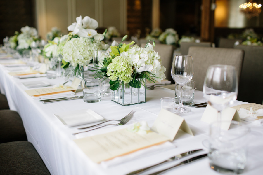Modern Wedding Decor In Toronto Flowers Time