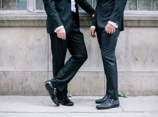 Igor and Denis - Modern style wedding 24