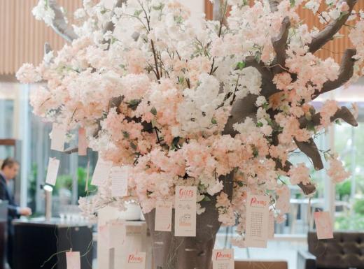 luxury wedding decor by flowerstime (12)