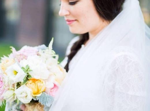 Magical Shabby Chic Wedding (6)