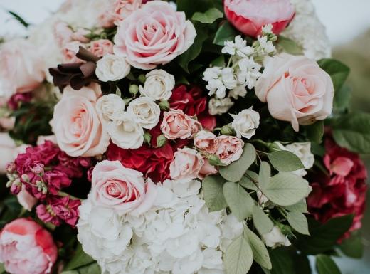 Mixed Flower Bouquet (4)