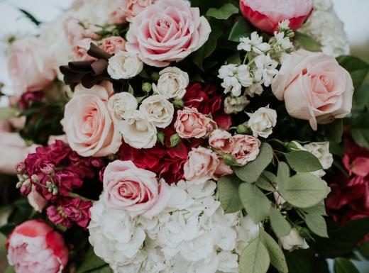 Mixed Flower Bouquet (5)