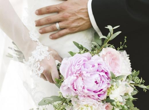 organig wedding flower decor-11