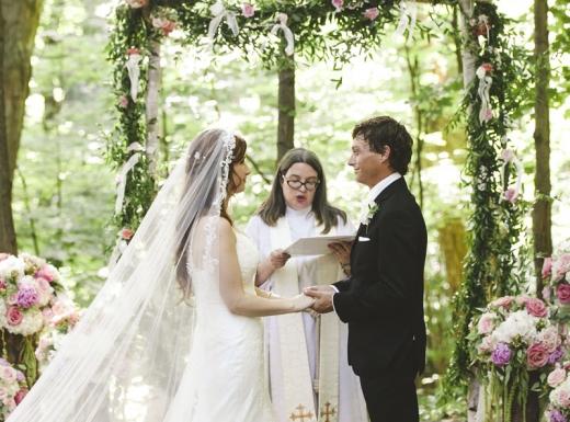 organig wedding flower decor-5