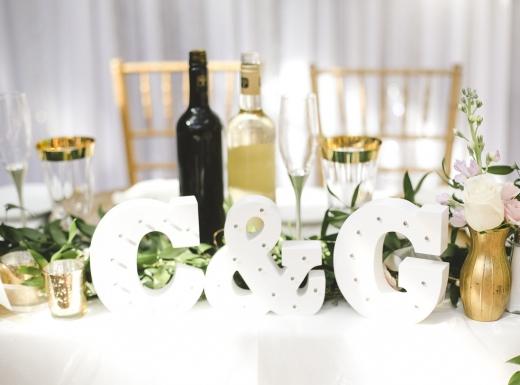 organig wedding flower decor-6