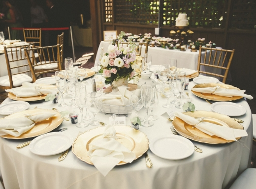 organig wedding flower decor-7