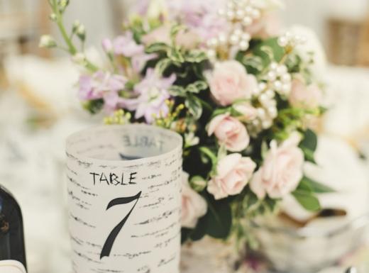 organig wedding flower decor-8