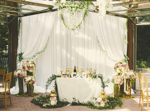 organig wedding flower decor-9
