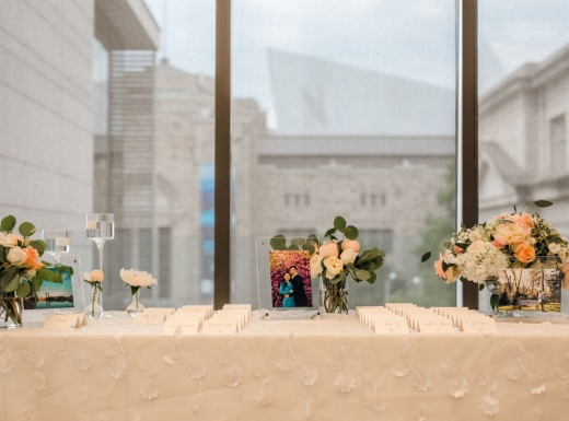 Flower-decoration-Spectacular-Wedding-Gardiner-Museum-16