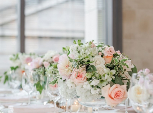 Flower-decoration-Spectacular-Wedding-Gardiner-Museum-24
