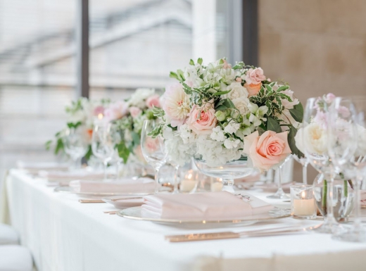 Flower-decoration-Spectacular-Wedding-Gardiner-Museum-7
