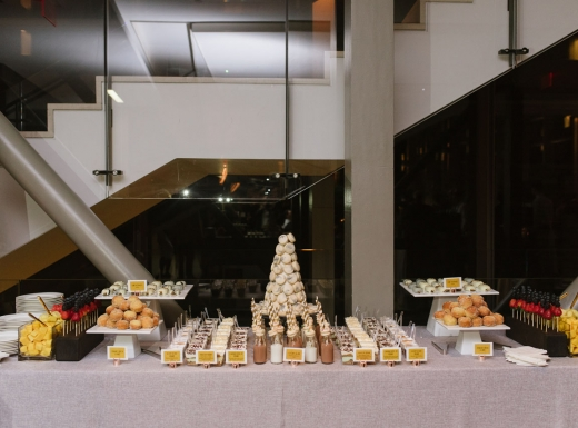 wedding appetizers and decor (2)
