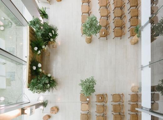 wedding ceremony flowers and decor by flowerstime.ca (1)