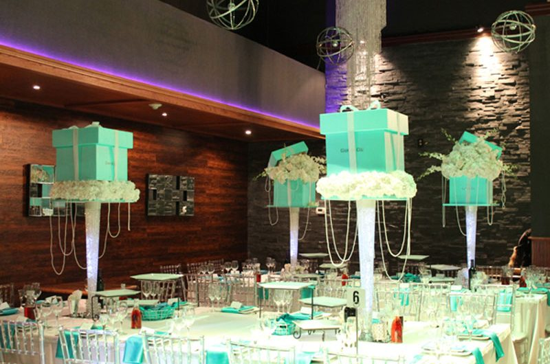 Tiffany Party