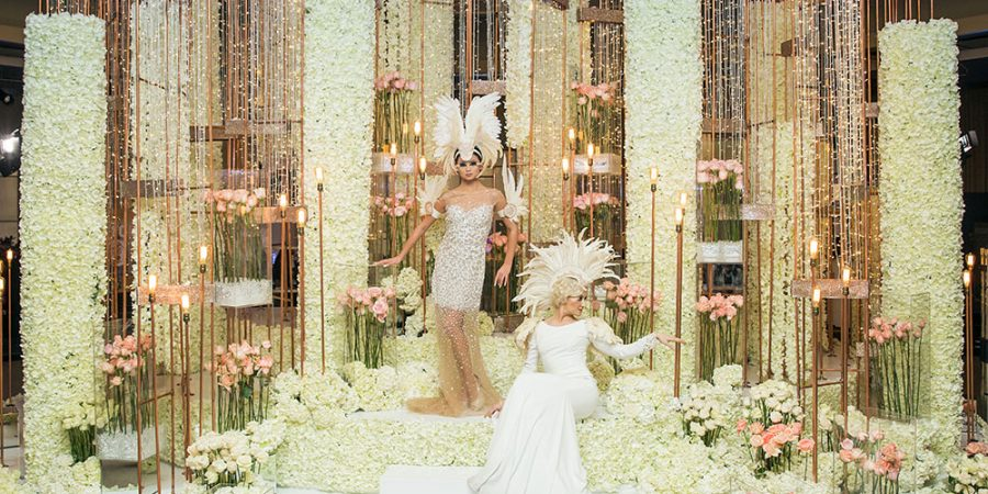 Wedluxe Winter Palace Flowers Time