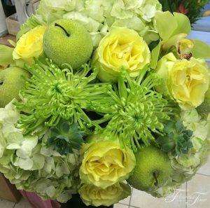 Artificial bridal bouquet Flowers Time Toronto