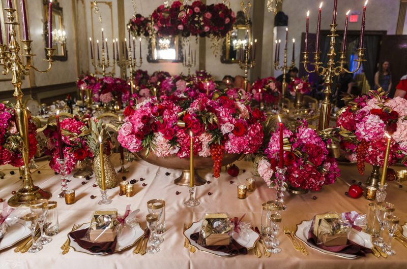 Luxurious Dolce & Gabbana Private Party