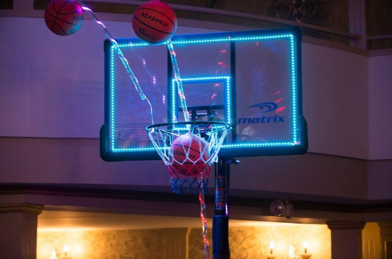 Basketball Bar Mizvah Event
