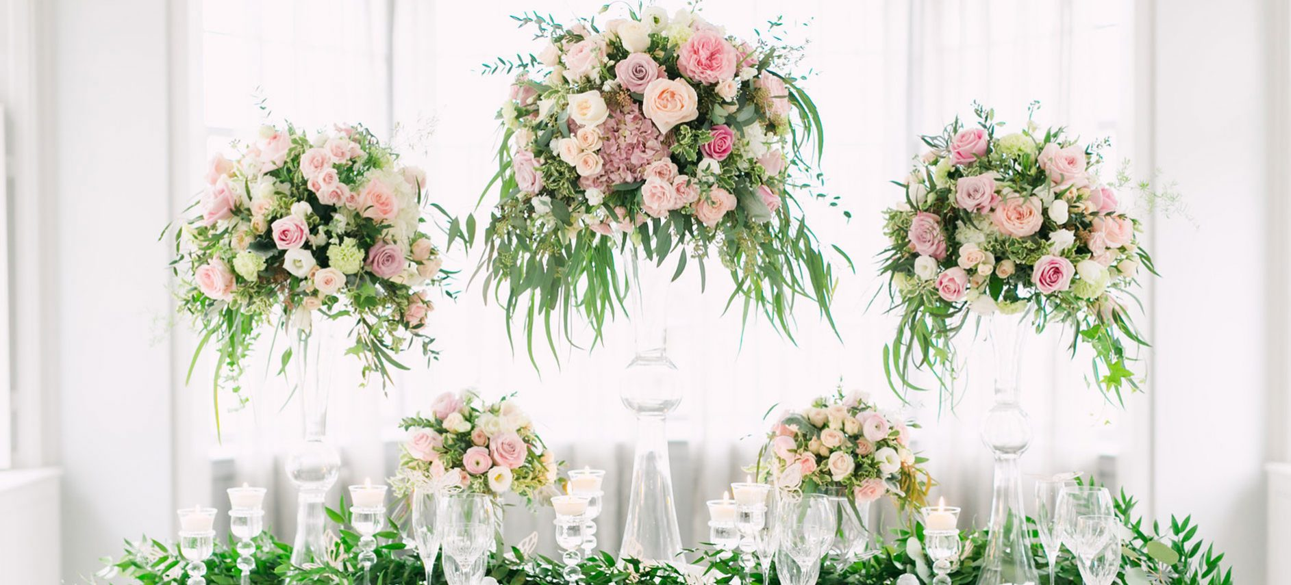 Wedding Decorations Toronto Flowers Centerpieces