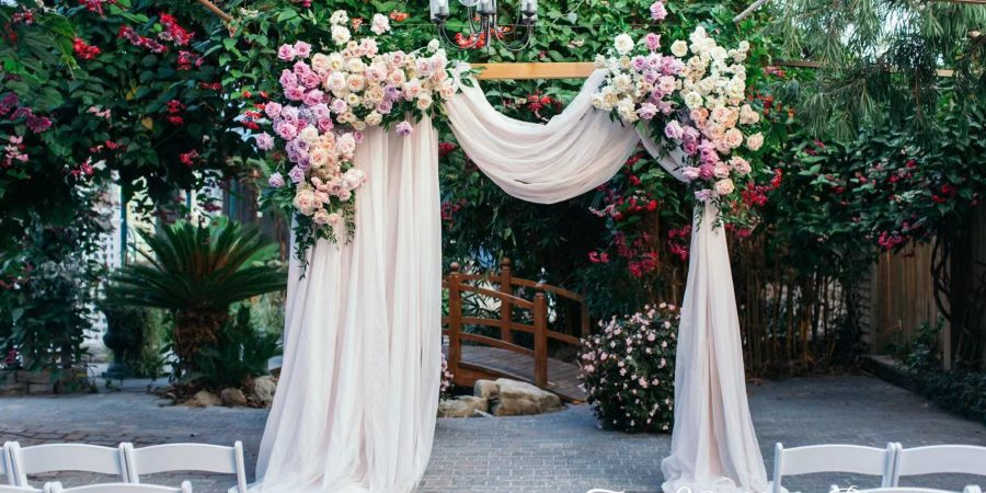 wedding decor florist