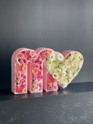 M-Love Flower Box
