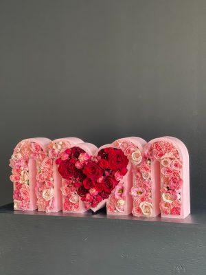 M&M Love Box