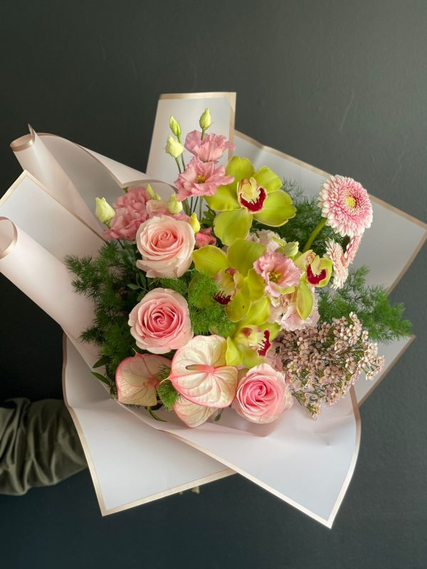 Spring Romance Flower Bouquet